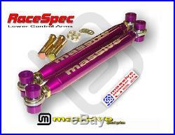MSS Control Arms Lower LCA 78-88 GM G Body Metric Malibu GN Rear Adjustable