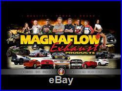 MagnaFlow #51206 Universal-Fit Catalytic Converter Universal Converter