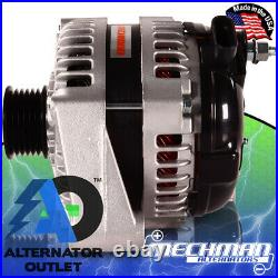 Mechman 320 Amp Alternator GM V6 Front Wheel Drive BUICK/CHEVY/OLDS/PONTIAC