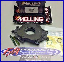 Melling 10355HV 2006-2017 Chevy LS 5.3 6.0 6.2 Engines High Volume Oil Pump