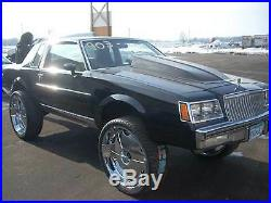 Monte Carlo Donk Lift Kit 78-88 Cutlass Regal El Camino Lifted G Body
