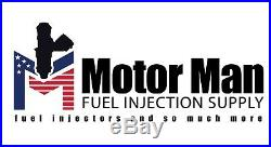 Motor Man 5235203 TBI 4.3L Throttle Body Injector Kit 45pph with gasket & orings