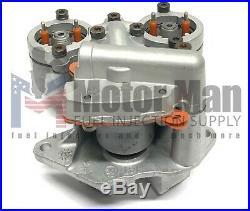 Motor Man 5235203 TBI Fuel Injector Kit & Regulator GMC Chevrolet 4.3L 262