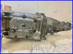 Muncie M20 4 Speed Transmission 660 Case 1968 Date Stamp Camaro Chevelle Gm 421