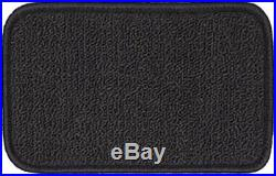 NEW! Black FLOOR MATS 2004-2008 PONTIAC Grand Prix GXP Embroidered Logo Pair