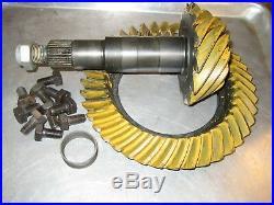 NEW GM 8.5 10 Bolt 3.08 Gears fits 28 and 30 spline open posi locker 308