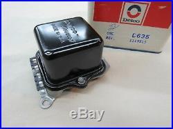NOS 1962-72 Chevy Ponitac Olds SS Z28 GTO 442 Voltage Regulator 2G GM # 1119515