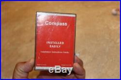 NOS Compass 983335 GM Accessory Vintage Chevelle Corvair Impala Camaro Corvette