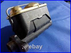 NOS GM 70 71-72 Chevelle SS454 442 W30 GTO DELCO REMY Master Cylinder 5470409
