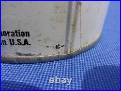 NOS GM Positraction Axle Gear Lube Lubricant Circ 1965 Vintage Whale Oil Formula