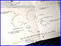 NOS GM VIGILITE monitors Electra Skylark GS Caprice Impala Camaro Firebird 455
