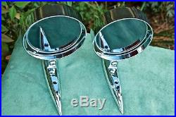 NOS Vintage 1950's 1960's Yankee Pacesetter Mirrors