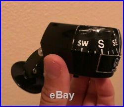 NOS Vintage GM Auto Parts Dash Compass Mounting Part