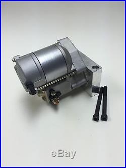 New Pontiac Oldsmobile High Torque Mini Starter 350/400/455 1.4kw 41 Ratio