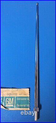 Nos 69 Pontiac Firebird Camaro 67 68 69 Gto 68 69 Buick Skylark Gs Antenna Mast