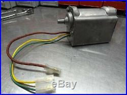 Nos Like 66-72 Chevelle Gto Gm 4-way Power Bucket Seat Track Original Motor