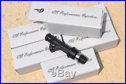 OEM Delphi Fuel Injectors Set (6) 25323972 Rebuilt & Flow Matched in the USA