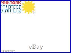 OLDSMOBILE ROCKET GOLD HI TORQUE MINI STARTER 350/400/455 RATED AT 1.4KW (2hp)