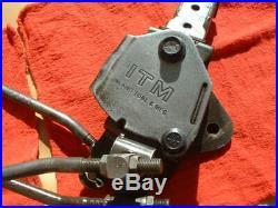 Original Camaro Firebird ITM 4 SPEED Factory Shifter Shift Knob Chevy Pontiac GM