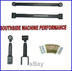 Poly Rear Adjustable Control Arm Kit. G-Body monte carlo elcamino GNX malibu 442
