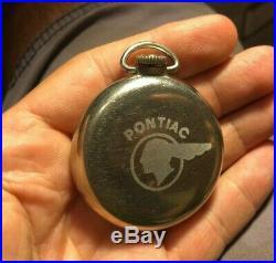 Pontiac Automobile Parts Vintage Dash Part