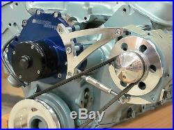 Pontiac Electric Water Pump Alternator Bracket 350 400 428 455 Billet Aluminum