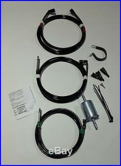 Pontiac Grand Prix Fuel Lines 3.8l Motor #fl-gm60-3.8l