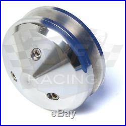 Pontiac Pulleys Underdrive Kit 350 400 428 455 V-Belt