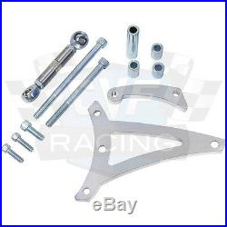 Pontiac Serpentine Pulley Conversion Kit Alternator 350 400 428 455 System