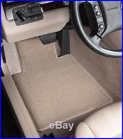 Pontiac Ultimat 4 Piece Carpet Custom Fit Floor Mats 2 Rows Lloyd Color Choices