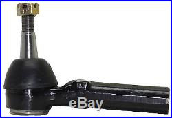 Power Steering Rack and Pinion witho Magnasteer + Outer Tie rods for Chevy Buick