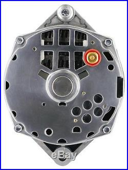 Powermaster 27294 Polished GM 12SI Delco One Wire Alternator 100A