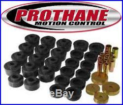 Prothane 7-132-BL 78-88 Regal Malibu Grand Prix Cutlass Body Mount Bushing Kit