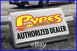 Pypes XVA10 409 SS X-Pipe