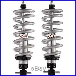 QA1 GD401-10400C Front Coil-Over System Double Adjustable Shocks, 400# Springs