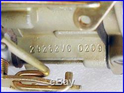 QUADRAJET CARBURETOR 29262 1968-70 Pontiac GTO FIREBIRD TransAM $250 CORE REFUND
