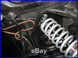 Rear Coil Over Kit QA1 18 Way Double Adjustable Shocks & 150# Springs