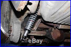 Rear Coil Over Kit QA1 18 Way Double Adjustable Shocks & 200# Springs