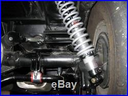 Rear Coil Over Kit QA1 18 Way Single Adjustable Shocks & 200# Springs