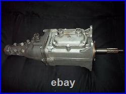 Rebuilt GM Muncie 4 speed M20 P8EO8 1 pin 3925660 case 1968 Camaro Chevelle GTO