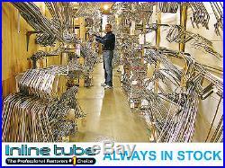 Regular Steel Brake Line Set Complete 78-87 G Body 82-92 F Body USA Made Lines