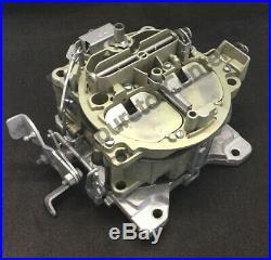 Restoration Service Pontiac Quadrajet Carburetor Remanufacturing