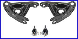 Right & Left Lower Control Arm & Ball Joints & Bushings 1978-88 GBody ALL57804