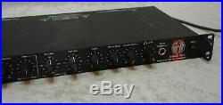 SWR Grand Prix Tube Bass Pre-Amp Pre-amplifier rackmount unit