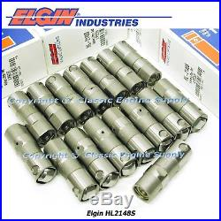 Set of 16 USA Made Hydraulic Roller Lifters Fits Some 1987-2002 sb Chevy 305 350