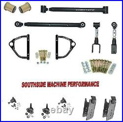 Southside Machine Performance G-body 1978-1988 Ultimate Handling Package
