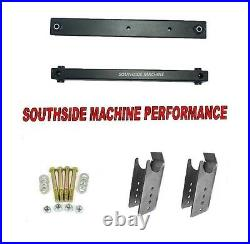Southside Machine Performance Rear Lower Traction Lift Arms 1978-1988 GM G-Body