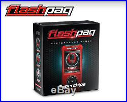 Superchips Flashpaq F5 Tuner For 01-15 Chevy Silverado Gmc Sierra Gas