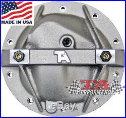 TA Performance Buick Oldsmobile Pontiac 8.2/8.5 10 Bolt Rear End Cover, 442, GTO