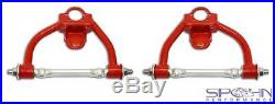 Tubular Front Upper A-Arms with Poly Bushings 1978-87 G-Body with Tall Spindles